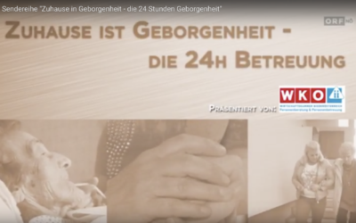"""NÖ heute: Sendereihe """"Zuhause ist Geborgenheit – die 24-Stunden-Geborgenheit"""""""