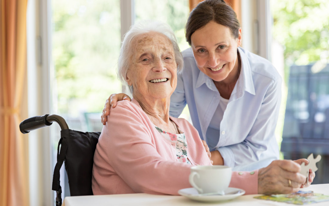 Personenbetreuerinnen – helfende Hände im Alltag